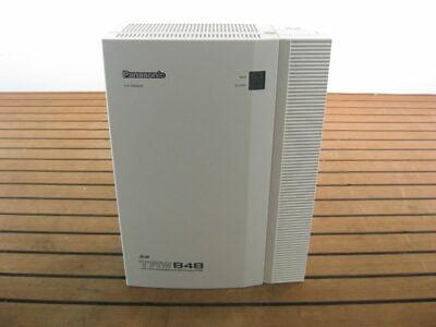 Panasonic Kx-taw848 Advanced Hybrid Wireless Pbx - Free Us Shipping