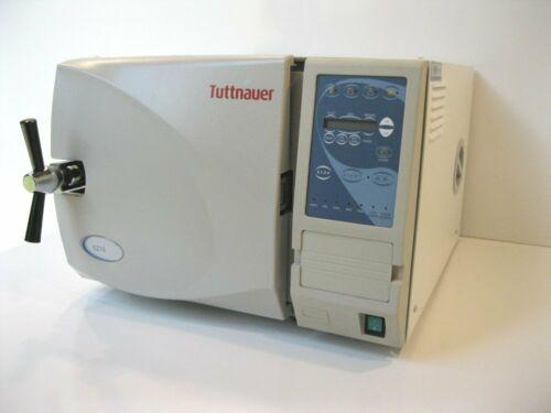 TUTTNAUER EZ10 Fully Automatic Autoclave