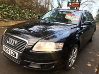 Audi A6 2.7tdi AUTOMATIC, Full LEATHER, HIGH SPEC !!! 2008 ****BARGAIN*****