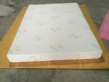 Full Size Brand New Bamboo Fabric Memory Foam Mattress
