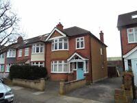 3 Bedroom End Terraced House in Burnham Way, Northfield, W13