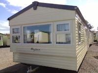 Brand New Static Caravan 28 x 12 ft 2 Bedrooms Delta Santana