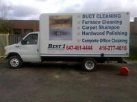 Special Spring Sale Air  Duct Cleaning only $99 [ 416-277-4616 ]