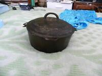Highest quality McClary # 8 Dutch Oven