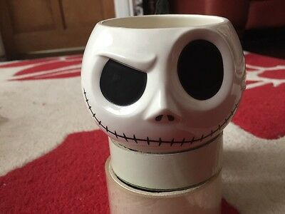 Disney Store Jack Skellington Mug With Spoon BNWT for sale  Bracknell