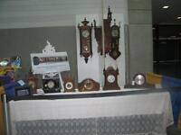 ANTIQUE WALL CLOCK'S
