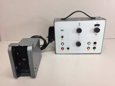 Leitz Wetzlar Microscope Camera Control Unit 301-184.001 Orthomat