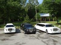 Mahood's Brantfords  Limousine Service  weddings   and  proms