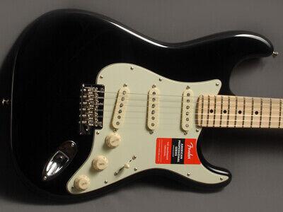 Fender Stratocaster American Pro Black MN