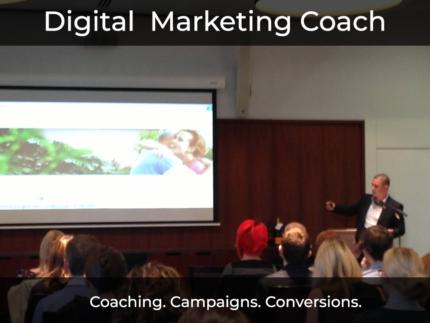 Conscious entrepreneurs - Digital Marketing Coach