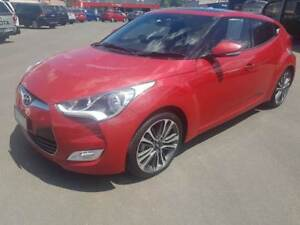 2016 Hyundai Veloster PLUS Coupe Warragul Baw Baw Area Preview