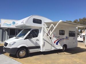 2009 Jayco Conquest Mercedes Automatic North Narrabeen Pittwater Area Preview