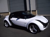 ******SMART ROADSTER 700CC CONVERTIBLE AMAZING CONDITION******