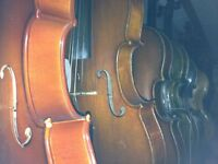 Fiddles for Sale