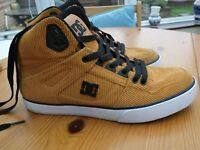 DC Spartan High WC TX SE Skateboard Shoes Size 8