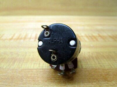 Alpha A5k Potentiometer Pack Of 3