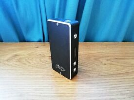GENUINE PANZER 50W TC VARIABLE WATTAGE E SHISHA HIGH QUALITY