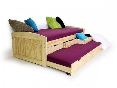 ausziehbetten mehr als 50 angebote fotos preise. Black Bedroom Furniture Sets. Home Design Ideas