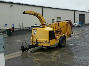 2004 Vermeer BC 1000XL Wood Chipper at Auction