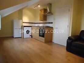 Richmond Road, Roath, 1 Bed Flat, £625