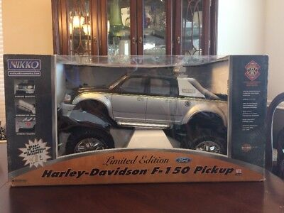 NEW NIKKO HARLEY DAVIDSON FORD F-150RC TRUCK LIMITED EDITION HUGE 1:6 scale for sale  Cypress