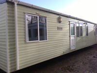 3 Bedroom Satic Caravan, Middle Lounge, DG and CH, Very Practical Layout