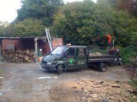 Small yard wanted for tree surgery company