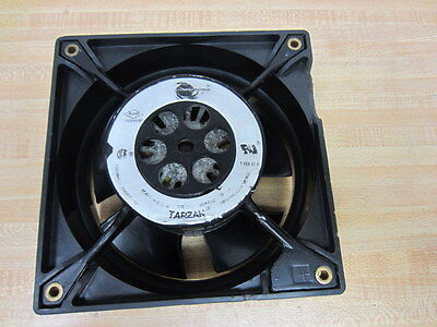 Comair TNE2A Thermally Protected Fan Chipped Front Side / Bottom