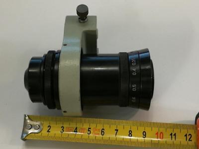 Lomo Pancratic Mbi Mikroskop W