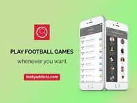 Fancy playing some footy? Join Footy Addicts today for Free!