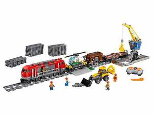 MISB - LEGO Heavy Haul Train 60098 - Free Shipping Cashmere Pine Rivers Area Preview