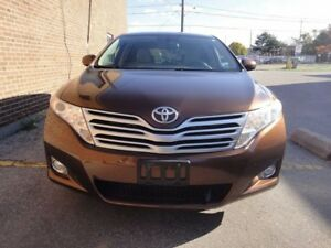 2010 Toyota Venza V6,AWD,ALL SERVICE RECORD,ONE OWNER