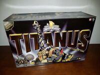 Titanus Legacy Black and Gold