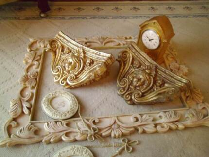 Assorted Victorian Style Bric a brac Sunbury Hume Area Preview