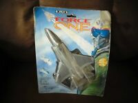 Brand New Ertl Force One F-15C Eagle Die Cast Plane