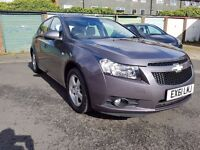 Chevrolet Cruze Automatic, 9 months warranty, Price Reduced