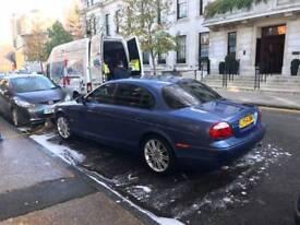 Jaguar 2.5 petrol