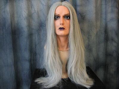 Latexmaske  MATHILDA +PERÜCKE Gummi Maske, reife alte Frau Crossdresser Cosplay ()