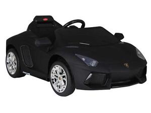 Brand New Licenced 12V Electric Kids / Child Ride On Toy Lamborghini Car with Remote Control, SD Card Reader more