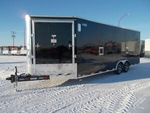2017 Southland XRARCT60-826-86 Enclosed Snowmobile Trailer