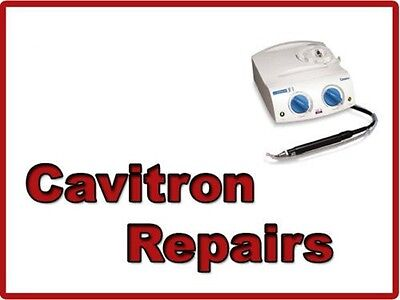 Dentsply Cavitron Scaler Repair Service With 1 Year Warranty