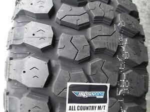 Pneus d'été neuf, Ironman, All Country M/T 8ply, 37/12.50/17.