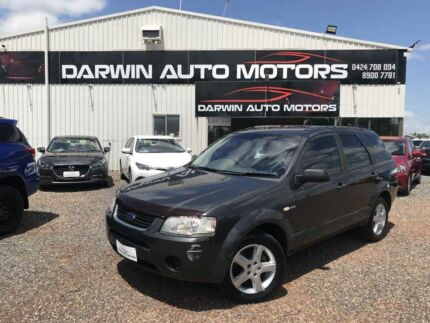 2008 Ford Territory SR SY Auto AWD Durack Palmerston Area Preview