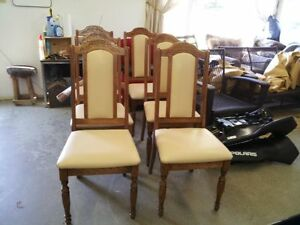 MAKE YOUR OLD CHAIRS NEW AGAIN ! Strathcona County Edmonton Area image 5