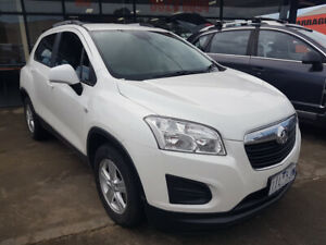 2014 HOLDEN Trax LS Warragul Baw Baw Area Preview