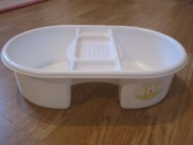 Top 'N' Tail Baby Bath Bowl (Mothercare)
