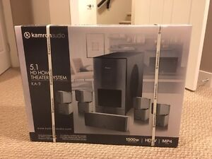 Kamron HD Home Theater System KA-9