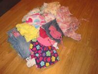Girls Clothes Bundle Age 2-3 yrs