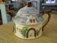 Collection of Small Teapots