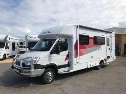 2015 Avida (Winnebago) Esperance B7944 Motorhome Valentine Lake Macquarie Area Preview